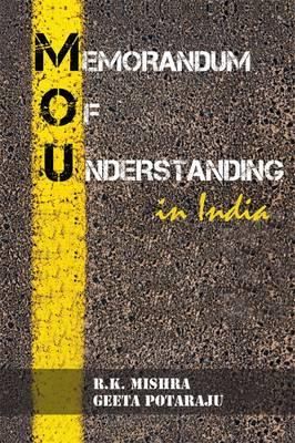 Memorandum of Understanding in India (Hardback)