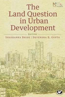 The Land Question in Urban Development (Hardback)
