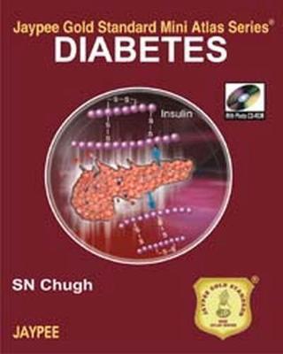 Jaypee Gold Standard Mini Atlas Series: Diabetes - Jaypee Gold Standard Mini Atlas Series (Paperback)