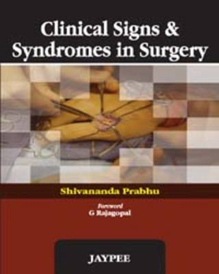 Clinical Signs and Syndromes in Surgery (Paperback)