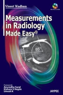 Measurements in Radiology Made Easy (Paperback)