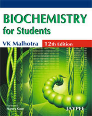 Biochemistry for Students (Paperback)