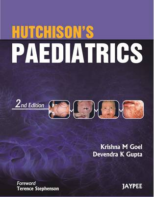 Hutchison's Paediatrics (Hardback)