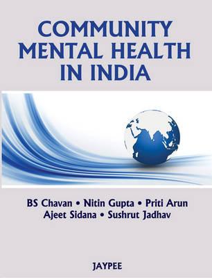 Community Mental Health in India (Hardback)