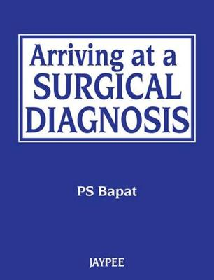 Arriving at a Surgical Diagnosis (Paperback)