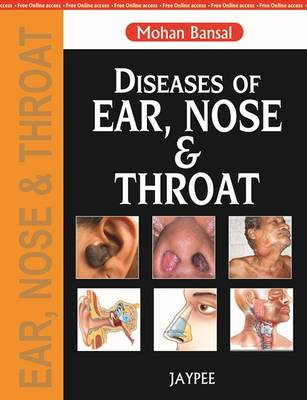 Diseases of Ear, Nose and Throat (Paperback)