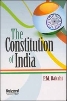 The Constitution of India (Paperback)