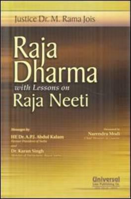 Raja Dharma with Lessons on Raja Neeti (Hardback)