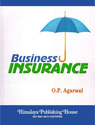 Business Insurance (Hardback)