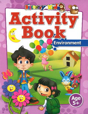 Activity Book: Environment Age 5+ (Paperback)