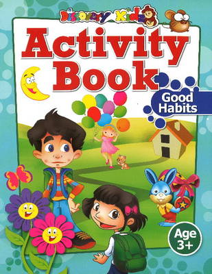 Activity Book: Good Habits Age 3+ (Paperback)