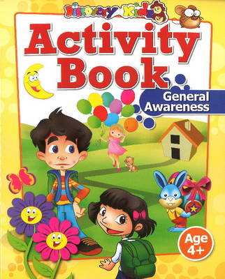 Activity Book: General Awareness Age 4+ (Paperback)
