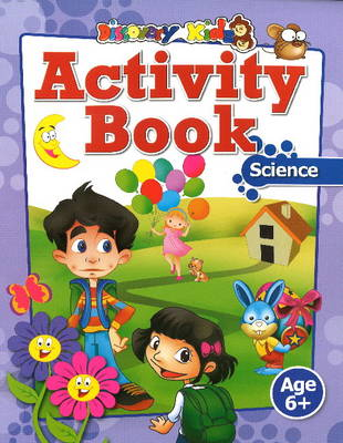 Activity Book: Science Age 6+ (Paperback)