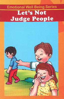 Let's Not Judge People (Paperback)