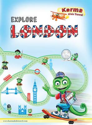 Explore London (Paperback)