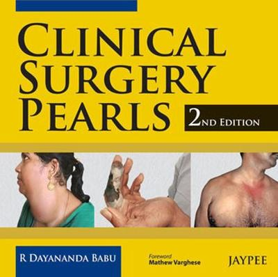 Clinical Surgery Pearls (Paperback)