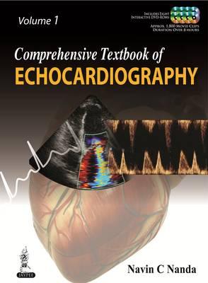 Comprehensive Textbook of Echocardiography (Vols 1 & 2) (Hardback)