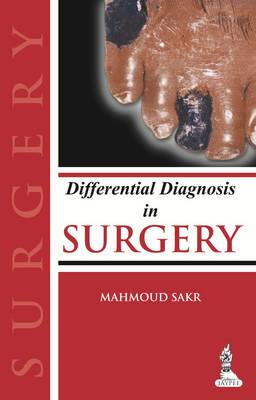 Differential Diagnosis in Surgery (Paperback)