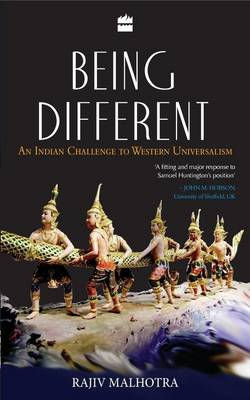 Being Different : An Different Challenge to Western Universalism (Paperback)
