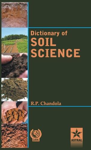 Dictionary of Soil Science (Hardback)