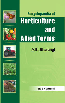 Encyclopaedia of Horticulture and Allied Terms in 2 Vols (Hardback)
