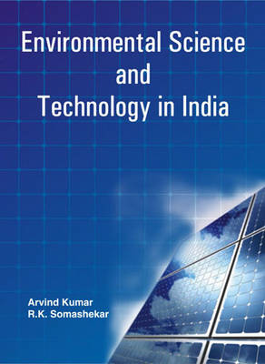 Environmental Science and Technology in India (Hardback)