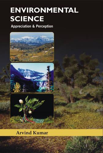 Environmental Science: Appreciation and Perception (Hardback)