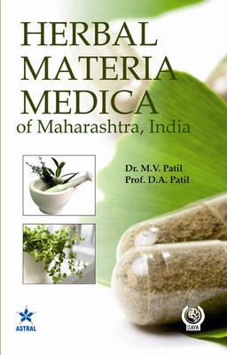Herbal Materia Medica of Maharashtra, India (Hardback)