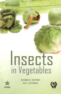 Insects in Vegetables (Hardback)