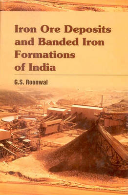 Iron Ore Deposits and Banded Iron Formations in India (Hardback)