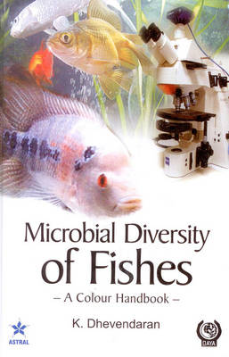 Microbial Diversity of Fishes: a Colour Handbook (Hardback)