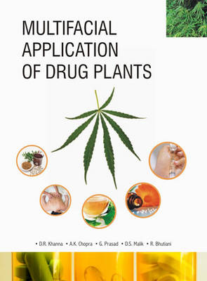 Multifacial Application of Drug Plants (Hardback)
