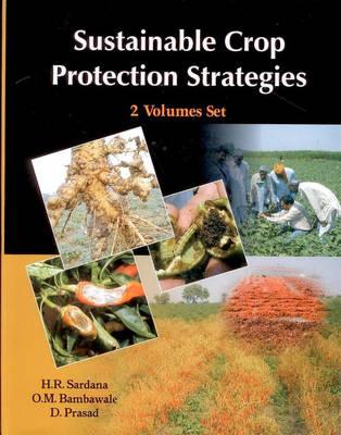Sustainable Crop Protection Strategies in 2 Vols (Hardback)