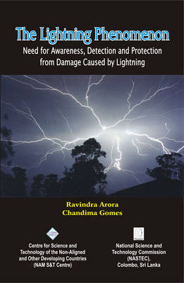 Lightning Phenomenon: Need for Awareness Detection and Protection from Damage Caused by Lightning/Nam S&T Centre (Hardback)