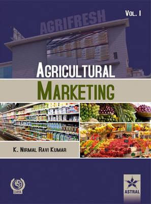 Agricultural Marketing in 2 Vols (Hardback)
