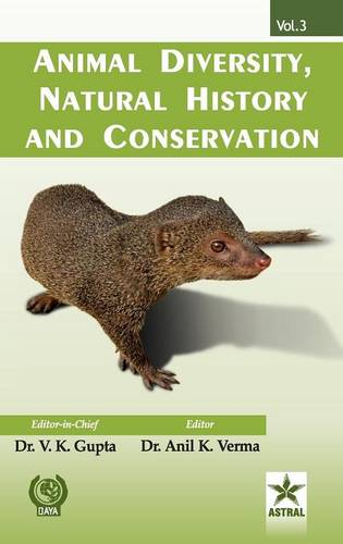 Animal Diversity, Natural History and Conservation Vol. 3 (Hardback)