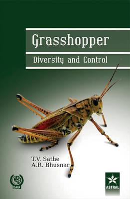 Grasshopper Diversity and Control (Hardback)