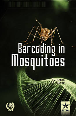 Barcoding in Mosquitoes (Hardback)