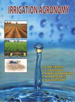 Irrigation Agronomy (Hardback)