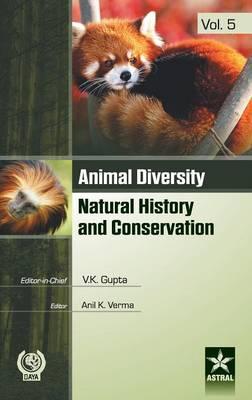 Animal Diversity Natural History and Conservation Vol. 5 (Hardback)