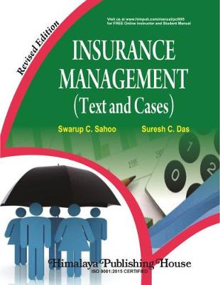 Insurance Management: Text and Cases (Hardback)
