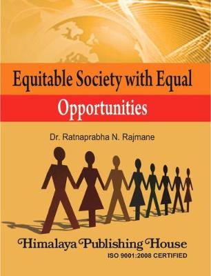 Equitable society with equal opportunities (Hardback)