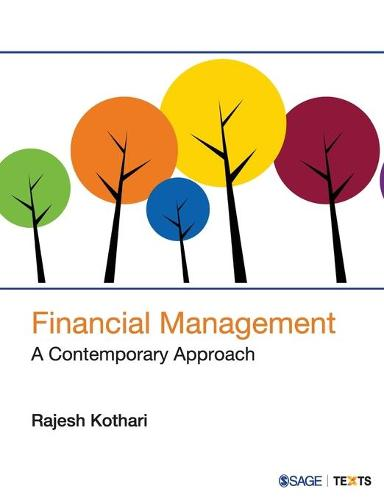 Financial Management: A Contemporary Approach (Paperback)