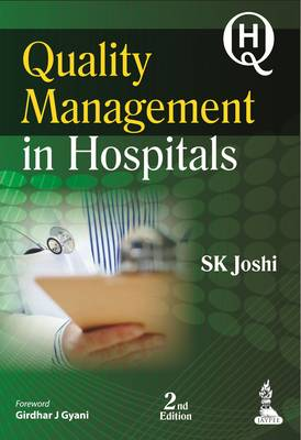 Quality Management in Hospitals (Paperback)