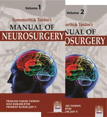 Manual of Neurosurgery - Two Volume Set (Paperback)