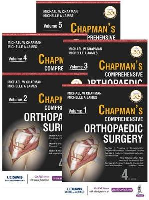 Chapman's Comprehensive Orthopaedic Surgery: Five Volume Set (Hardback)