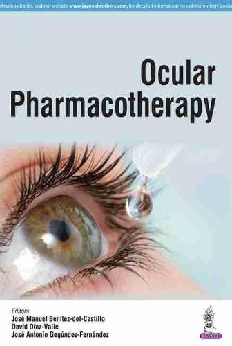 Ocular Pharmacotherapy (Paperback)