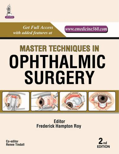 Master Techniques in Ophthalmic Surgery (Hardback)