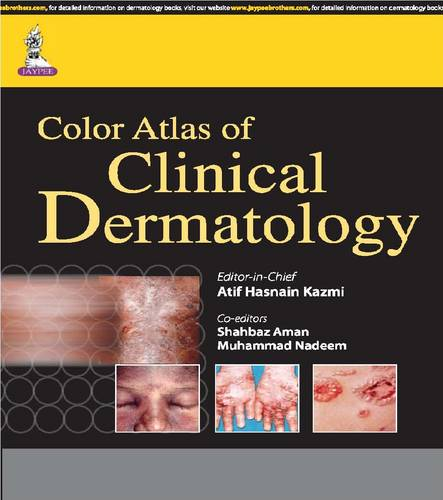 Color Atlas of Clinical Dermatology (Paperback)