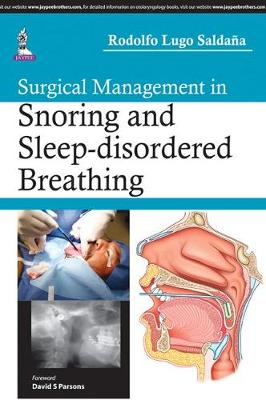 Surgical Management in Snoring and Sleep-disordered Breathing (Hardback)